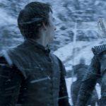 Night King menyentuh Bran