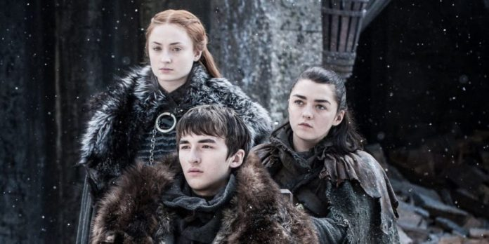 Reuni Jon Snow dan Arya