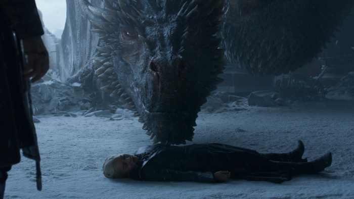 Arya dan Jon Snow