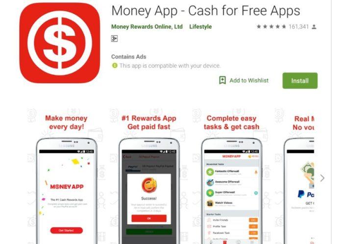 aplikasi money app