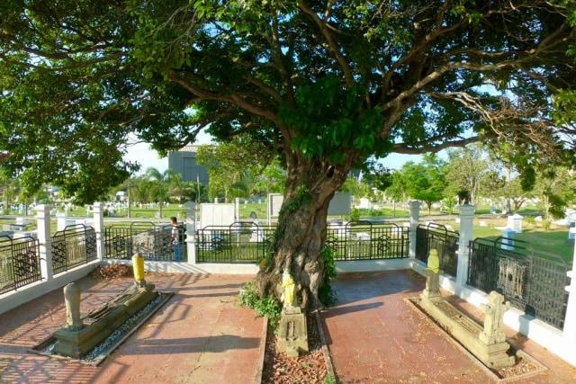 Makam putra Iskandar Muda