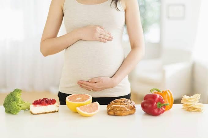 nutrisi masa kehamilan