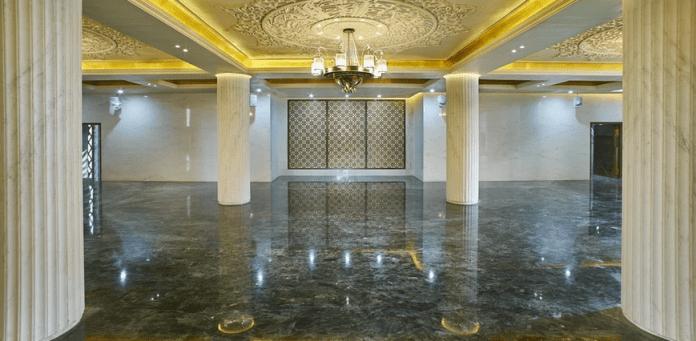 Marmer Fagetti di Masjid Suciati