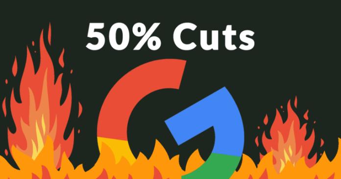 Google pangkas anggaran pemasaran