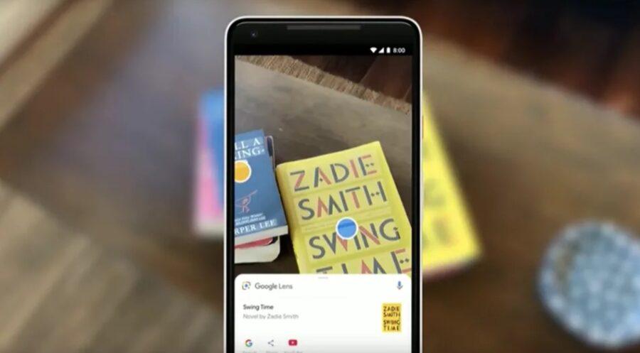 Aplikasi Google Lens