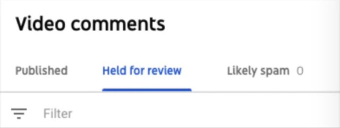 Fitur Komentar YouTube