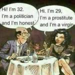 Politikus dan Seorang Pelacur