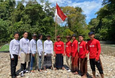 Traveler Muda Abdya Jajal Makam Pahlawan Teungku Chik Dikila, Kulik Sejarah Sambut Kemerdekaan