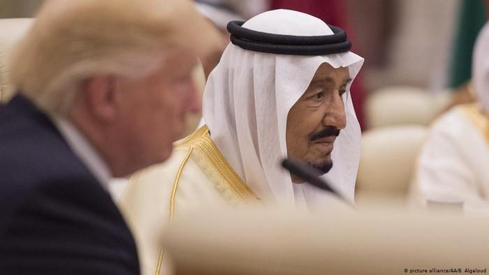 AS Bujuk Arab Saudi Berdamai dengan Israel