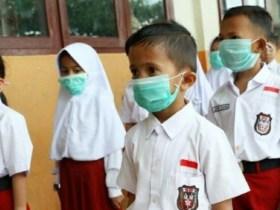 Sekolah di Langsa mulai menerapkan belajar mengajar tatap muka untuk tingkat PAUD, SD dan SMP