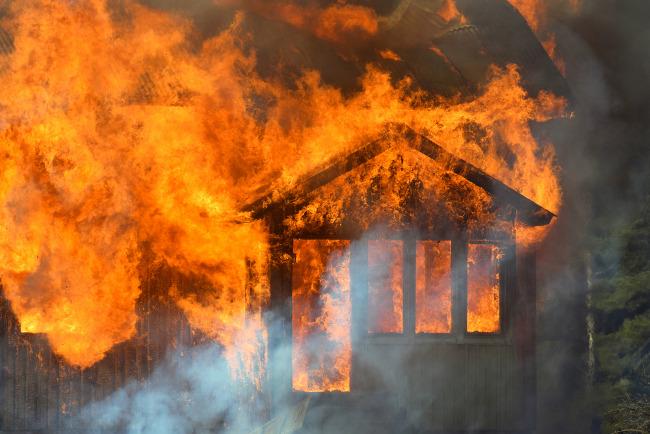 Dayah di Aceh Utara Terbakar, Bilik Santri dan 1 Unit Motor Hangus