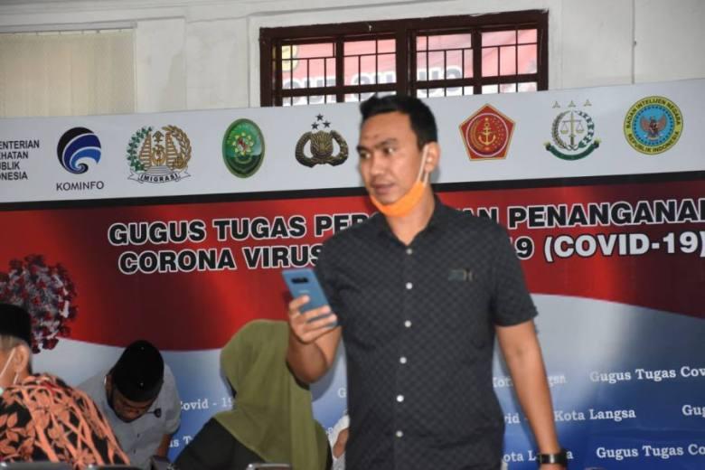 Update Covid-19 Langsa