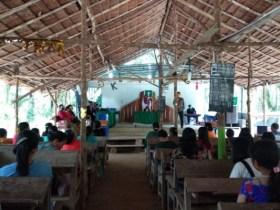 Rumah Dinas Pendeta di Aceh Singkil