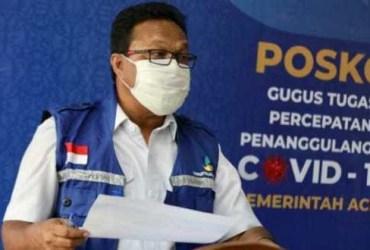 Juru Bicara Satuan Tugas Penanganan Covid-19 Aceh, Saifullah Abdulgani