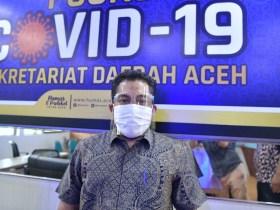 Kepala Biro Humas dan Protokol Setda Aceh, Muhammad Iswanto, S.STP, MM. Dok. Humas Aceh