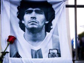 Ucapan Terakhir Maradona