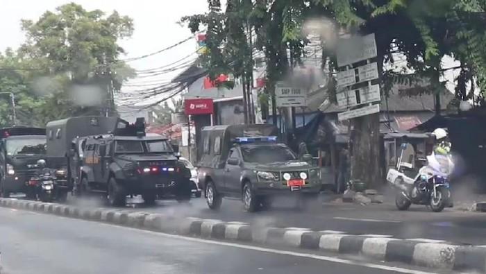 Video Kendaraan Taktis Koopssus