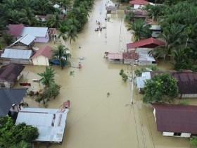 Banjir Aceh Selatan