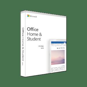 תוכנת אופיס Office Home and Student 2019 Hebrew