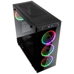 מחשב נייח גיימינג INTEL i7-10700, 32GB, SSD 1TB NVMe, RTX3070 8GB, HERO RGB