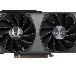 כרטיס מסך  ZOTAC GAMING GeForce RTX 3060 12GB Twin Edge OC ZT-A30600H-10M