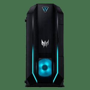 מחשב גימינג מותג Predator Orion 3000- I7-10700/32G/512 NVME/1T HDD/RTX3070/WIN10