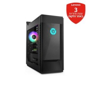 מחשב נייח מותג  LENOVO LEGION  T5 26AMR5 – 90RC008FYS RYZEN 7 3700X 16GB 1TB+512SSD RTX 3060 12GB Win10 3Y