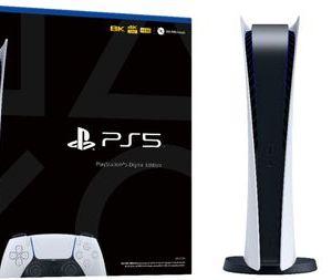 סוני 5 יבואן רשמי עם משחק ספיידרמן Sony PlayStation 5 825GB Digital Edition