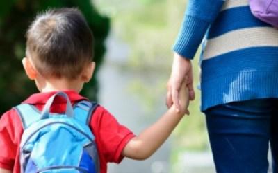 ¿Es recomendable que los padres entren en la Escuela a dejar a sus peques?