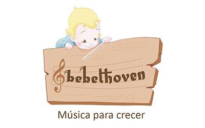 La música llega a tu Escuela de la mano de Bebethoven