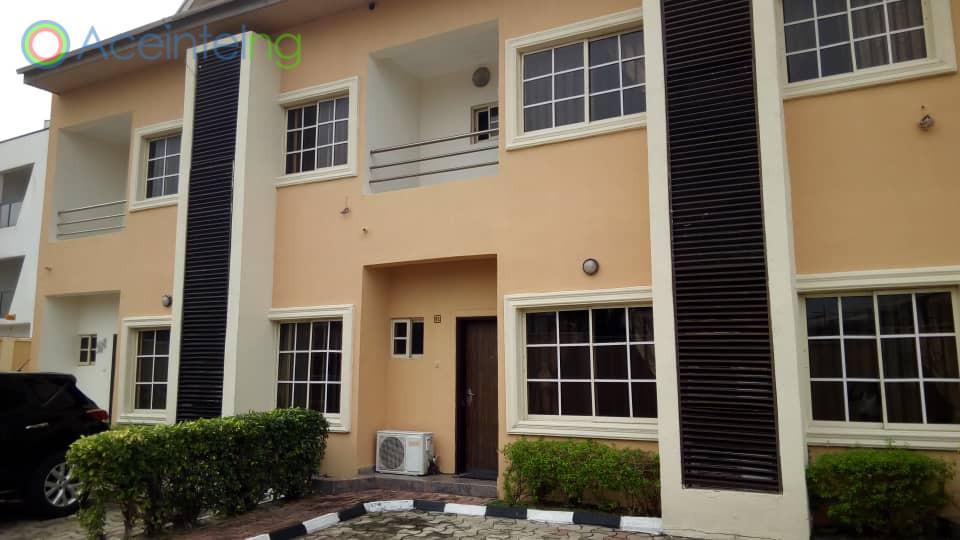 4 bedroom duplex for rent in lekki phase 1, Lekki, Lagos ...