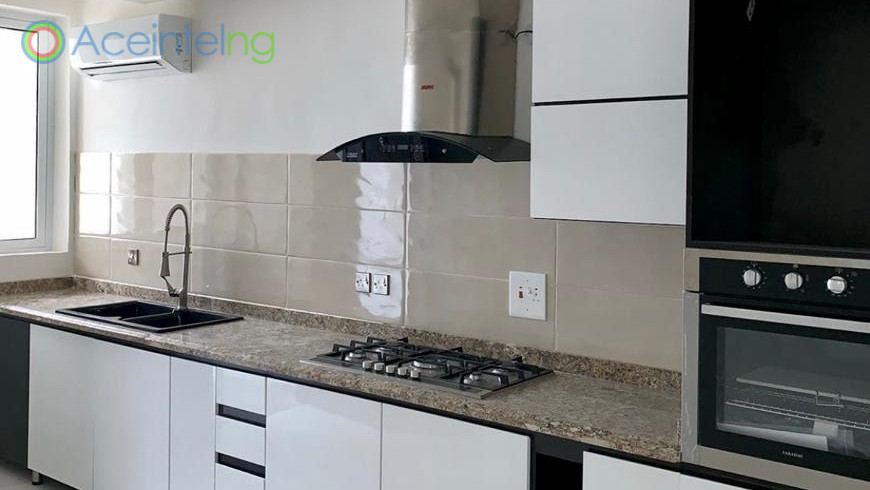 3 bedroom flat for sale in banana island ikoyi (New) - kitchen