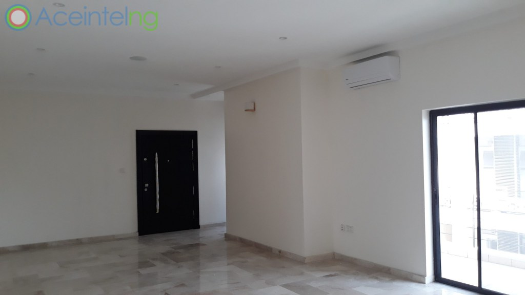 3 bedroom flat for sale in ikoyi (off banana Island road) - living room