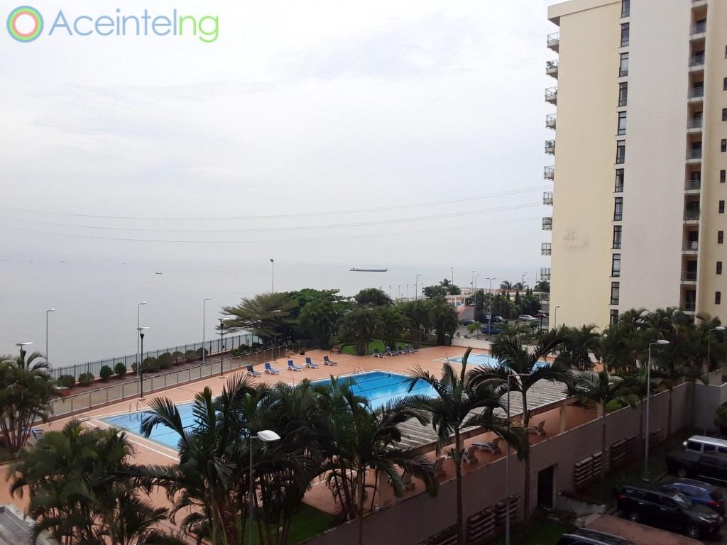 4 bedroom flat for rent in Ocean Parade Banana Island Ikoyi Lagos (water front)