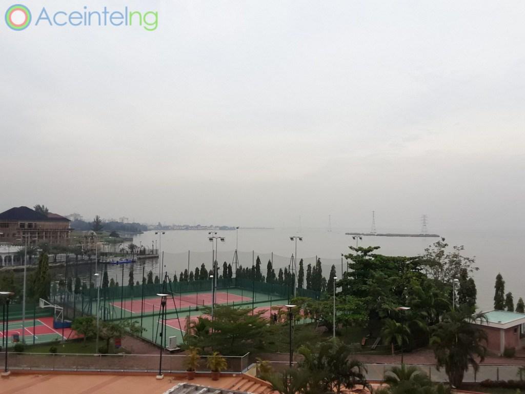 4 bedroom flat for rent in Ocean Parade Banana Island Ikoyi Lagos (water front) - view