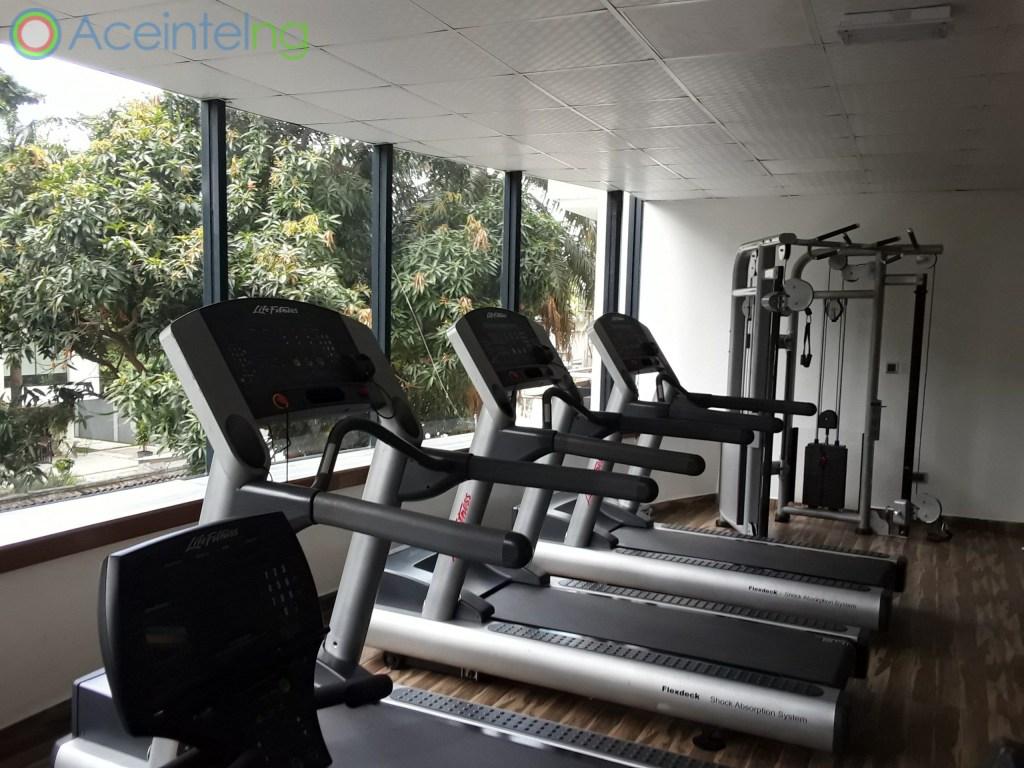 4 bedroom flat for rent in Ikoyi - off Alexander - gym