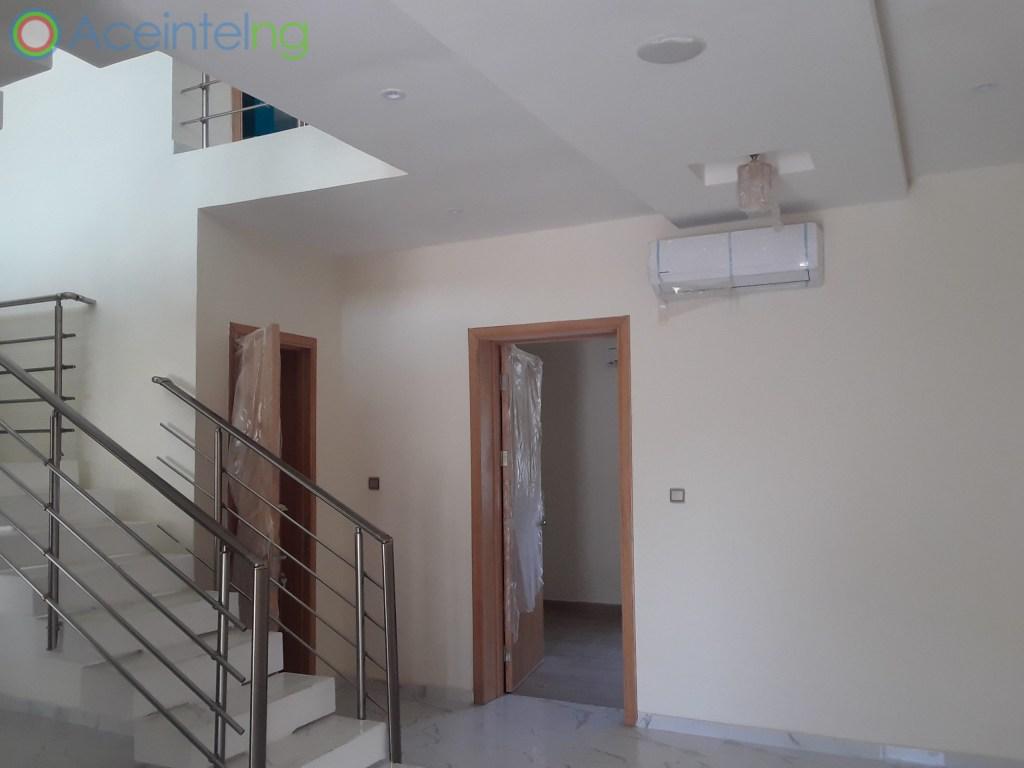 5 bedroom duplex for rent in banana Island ikoyi - ante room