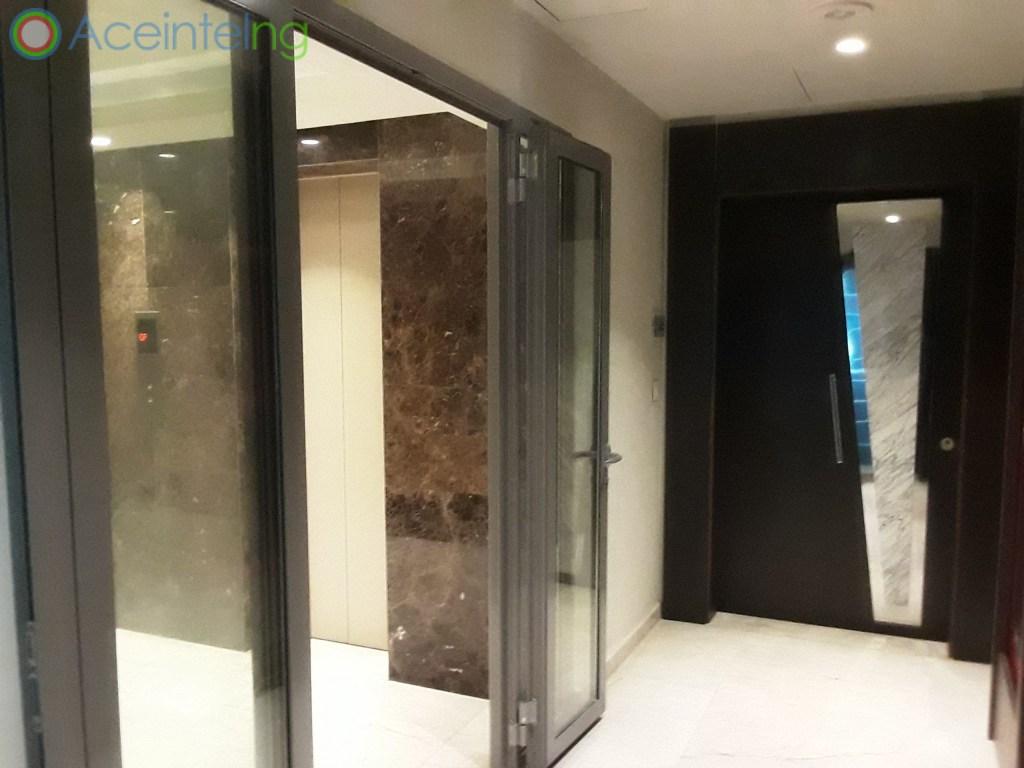 3 bedroom flat for rent in Eko Atlantic, Eko Pearl VI - entrance