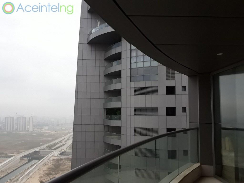 3 bedroom flat for sale in Eko Atlantic, Eko Pearl VI - balcony