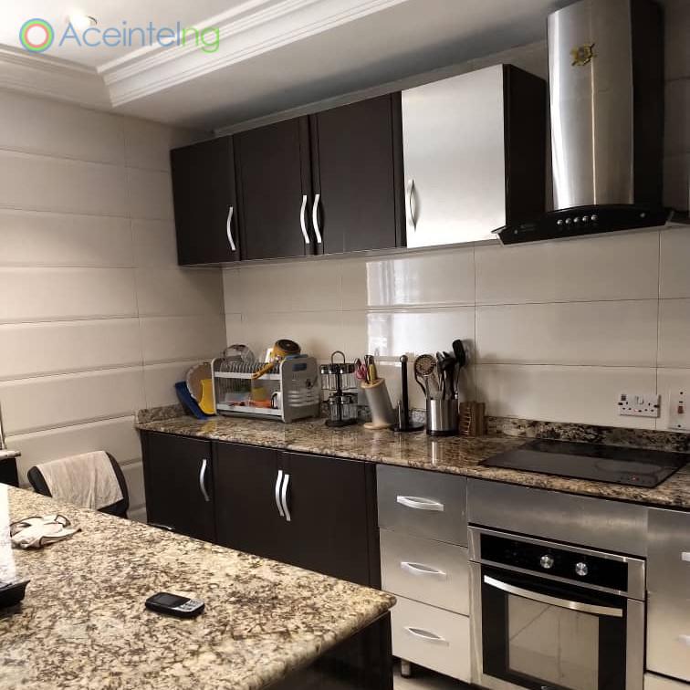 3 bedroom flat for short let in 1004 VI - Kitchen