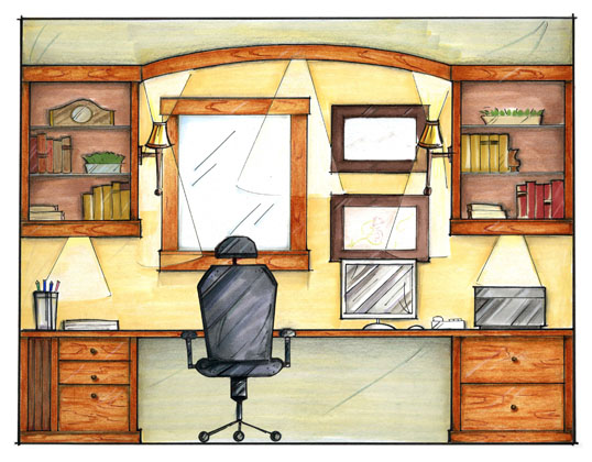 Scale Drawing Learning The Basics Interior Design