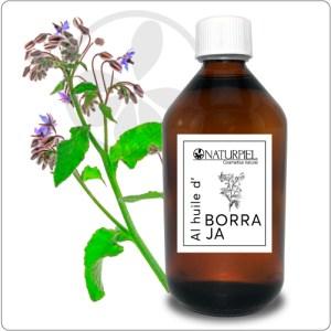 Aceite de Borraja – 100% puro