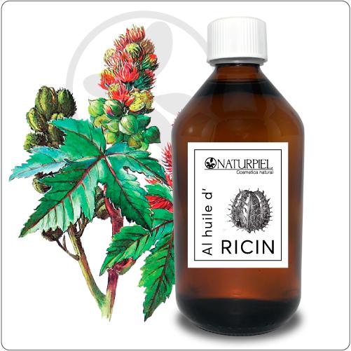 Aceite de Ricino o Castor 100% puro