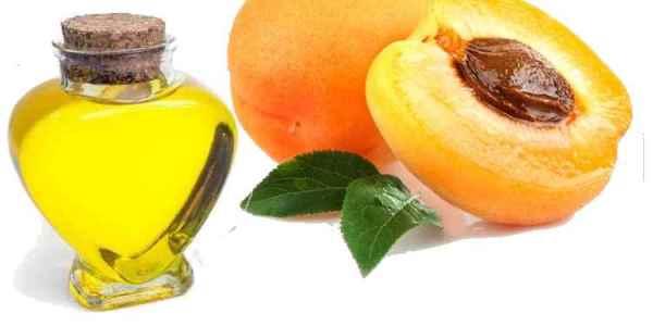 usos del aceite de albaricoque