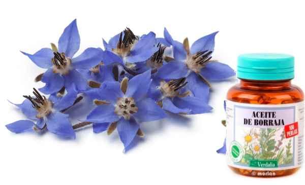 aceite de borraja en capsulas