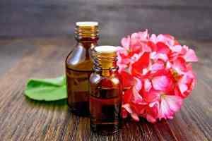 aceite de geranio esencial