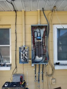 Electric Service Replacement
