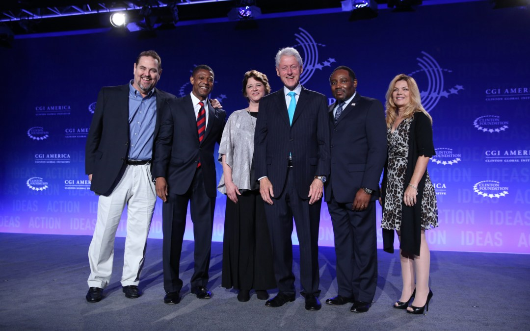 ACE Loans Recognized at Clinton Global Initiative America for Its Successful Commitment to Action