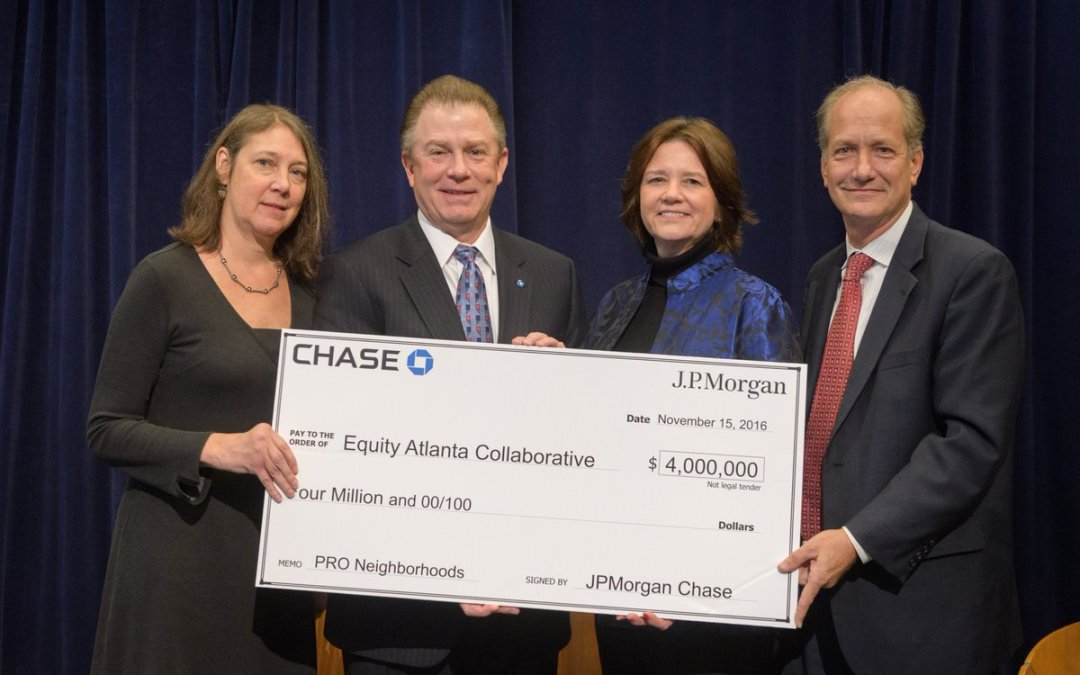 Access to Capital for Entrepreneurs Shares in $4 Million Grant  Awarded by JPMorgan Chase