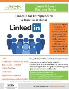 LinkedIn Business Series (002)